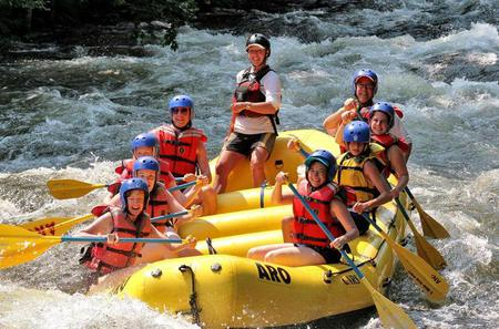 White Water Rafting Adventure on Dalaman River from Bodrum