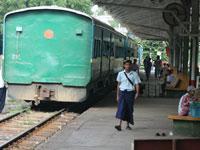 Explore Beyond Yangon by Train - Small Group Tour