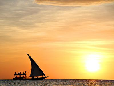 Stone Town City Tour + Sunset Dhow Cruise