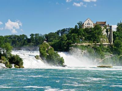 Getaway to the Rhine Falls