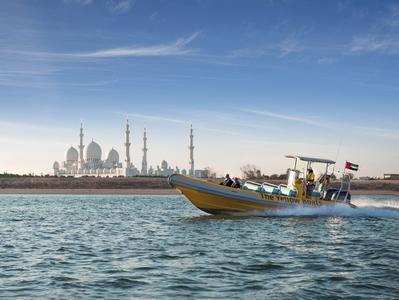 Abu Dhabi - Yellow Boats Sightseeing Cruise