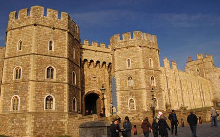 Stonehenge, Windsor, and Bath: Day Trip from London