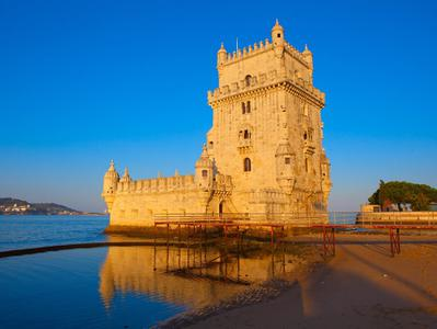 Lisbon Monuments and Shopping Tour - from Albufeira