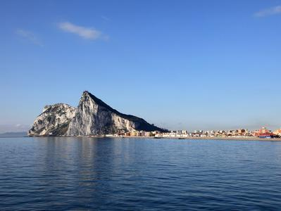 Gibraltar Monumental and Shopping Tour - from Albufeira
