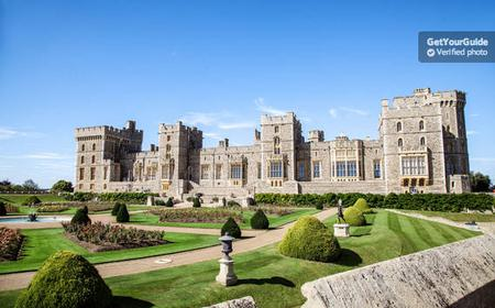 Windsor Castle, Stonehenge, and Bath Day Trip