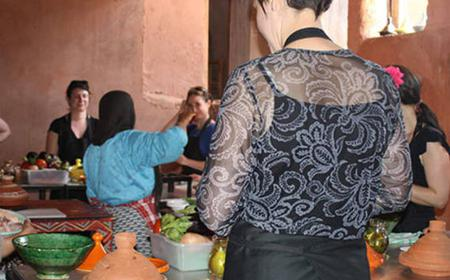 Moroccan Cooking Class in Fez City