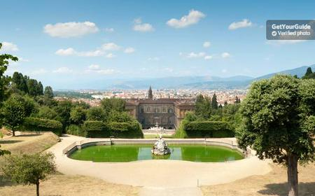 Florence: Reserved Entry Ticket to the Boboli Gardens