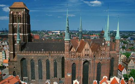 Gdansk: 3-Hour Royal Route Basic Tour