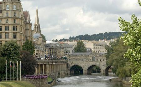 Bath, Windsor & Stonehenge Private Tour from London