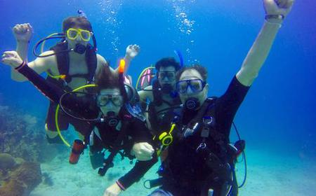 First Time Scuba Diving Experience