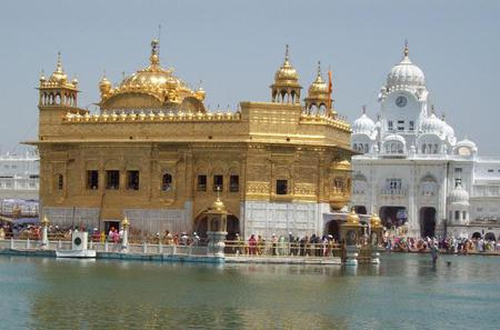 Half-Day Tour of Amritsar Including the Golden Temple