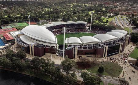 Adelaide City with Tour of Adelaide Oval