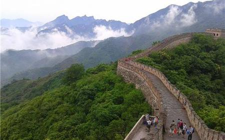 Beijing: Mutianyu Great Wall & Underground Palace Tour