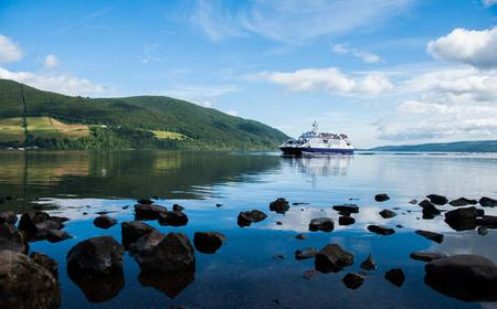 Cruise the Canal, Loch Ness & Visit Urquhart Castle