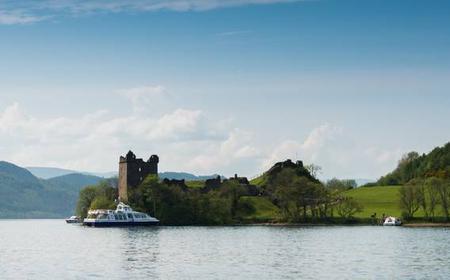 Cruise Loch Ness & Visit Urquhart Castle & Corrimony