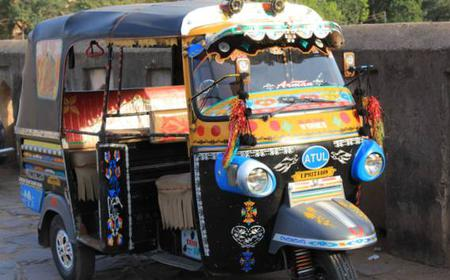 Jaipur: Full-Day Private Sightseeing Tour by Tuk-Tuk