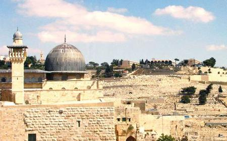 Mount of Olives Private Tour