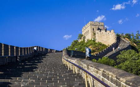 Beijing: Great Wall and Forbidden City Group Tour