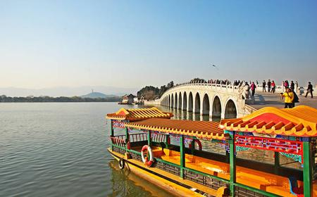 Summer Palace and Badaling Great Wall Tour with Lunch