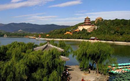 Badaling Great Wall of China & Summer Palace Coach Tour