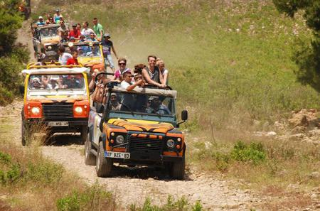 Jeep Safari around Bodrum Peninsula with lunch