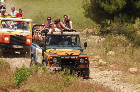 Jeep Safari To Zeus Cave And Dilek National Park With Lunch