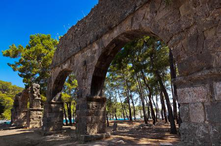 Private Trip to Phaselis, Olympos and Eternal Flames of Chimera
