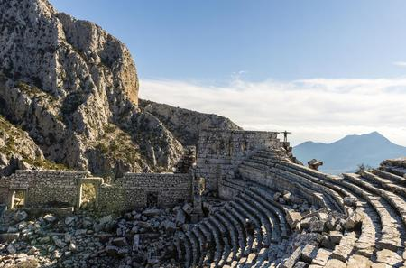 Private Termessos Ancient City tour and Duden Waterfall