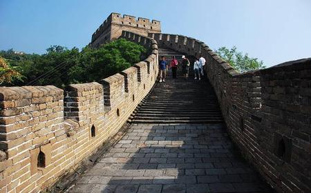 Bus Tour to Forbidden City and Mutianyu Great Wall