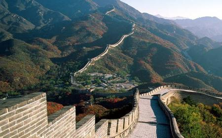 Summer Palace and Badaling Great Wall Bus Tour