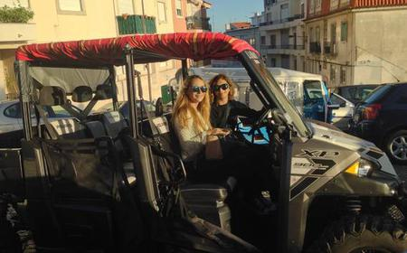 Lisbon: 5-Hour Private Tuk Tuk Tour