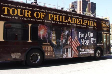 Hop-on Hop-off and Philly By Night Tour Combo