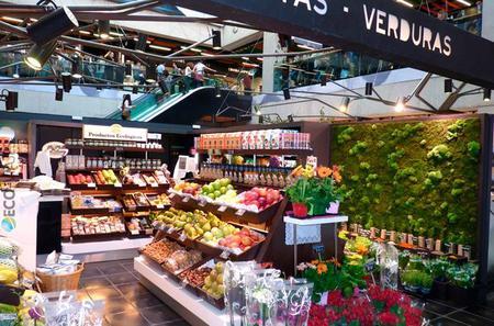 Tour Spain's Biggest Fresh Market and Eat Tapas