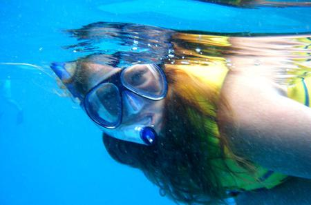 Snorkeling Trip to Giftun Island from Hurghada