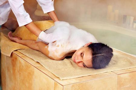 4-Hour Traditional Egyptian Hammam Experience for Women in Cairo