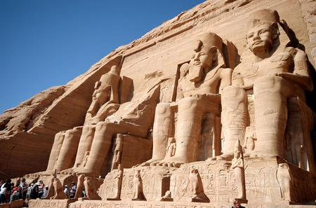 Day Trip to Abu Simbel Temples from Aswan by Bus