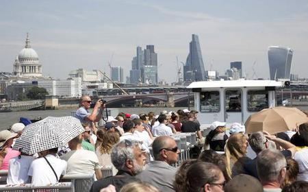 Thames Cruise and Sea-Life Aquarium