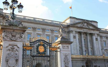 Buckingham Palace Tickets Royal Walking Tour