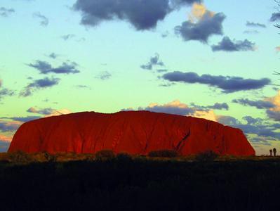 Uluru-Kata Tjuta National Park Adventure Day Trip from Alice Springs