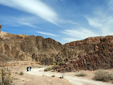 The Charyn Canyon Tour