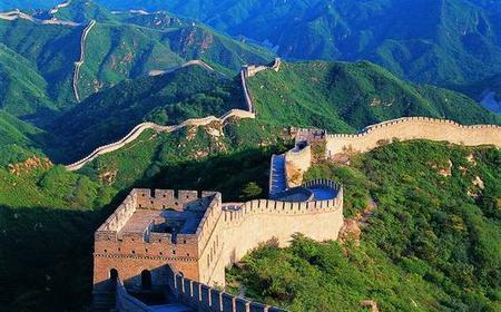 Beijing Wonders Tour: Badaling Great Wall & Ming Tombs