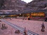 Adventure Petra Through the Back Door with Overnight and Dinner at Bedouin Camp