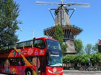 City Sightseeing Amsterdam Hop On Hop Off Tour