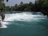 Manavgat Market and Waterfall Full Day from Antalya