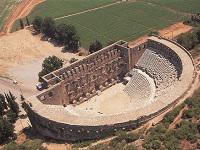 Perge and Aspendos Half Day Tour