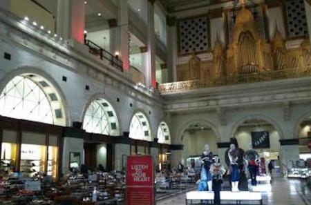 Macy's Center City Historical Store Tour