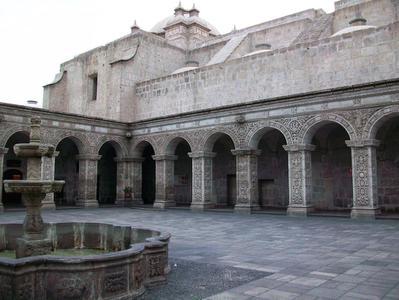 Arequipa City Tour with Stop to Saint Catherine Monastery