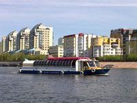 Astana River of Life Private Tour