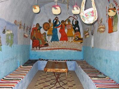 Nubian Village Tour by Motorboat