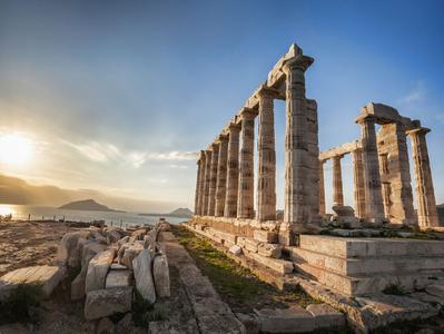 Cape Sounion Scenic Drive from Athens